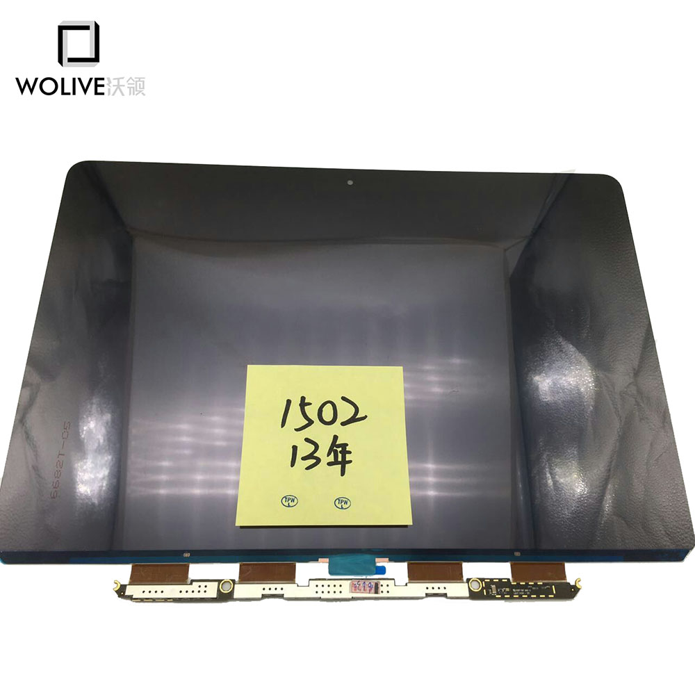 New LP133WQ1(SJ)(E1) For Macbook Pro Retina 13'' A1502 2013 2014 LCD Screen 3pcs lot new for macbook pro retina 13 a1502 2015 lcd led display screen lp133wq2 sja1 lsn133dl02 a02 2013 2014