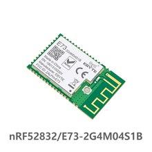 Bluetooth 5,0 nRF52832 ebyte 2,4 ГГц E73-2G4M04S1B IPEX PCB антенна IoT uhf беспроводной приемопередатчик Ble 5,0 радиочастотный передатчик приемник