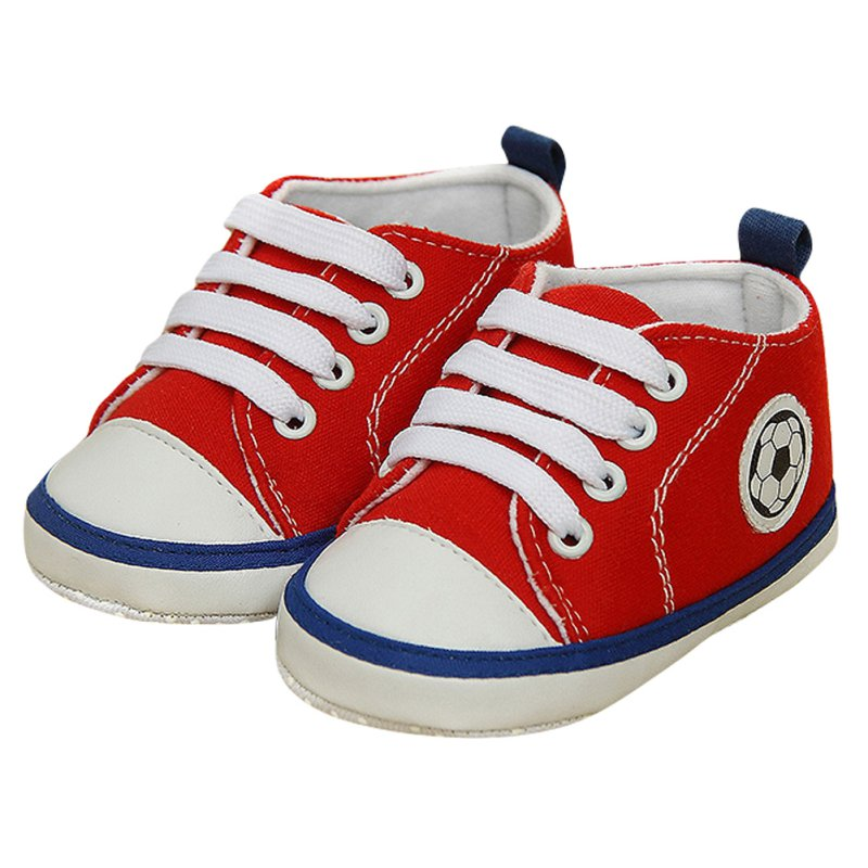 c-Soft-Bottom-Crib-Shoes-Laces-Canvas-Sneakers-Casual-Walkers-0-18M-LH6s-3