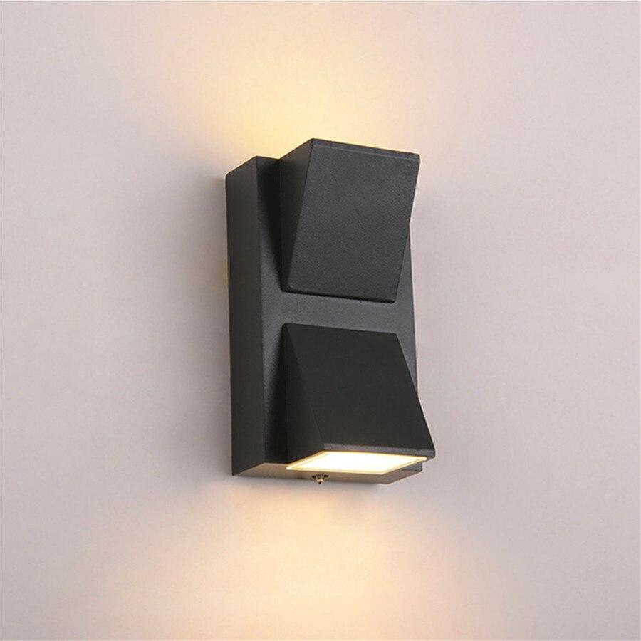 Una Sola Cilindro W Porche Cabeza De Impermeable Al Luces 6 12 Thrisdar Libre Pared Aire cAR354Lqj