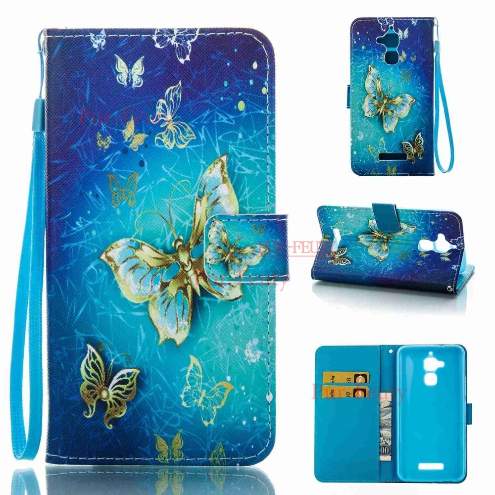 Low Cost Luxury Fashion Leather Back Cover For ASUS_X008D