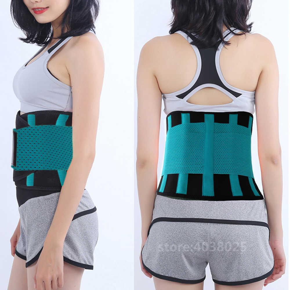 bbcad48101 Better Design Brace Lumbar Support Belt Women Corset Back Fitness Belt Body  Shaper Waist Belt Male