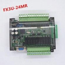 FX3U-24MR высокоскоростная Бытовая ПЛК промышленная плата управления с Чехол С 485 связью