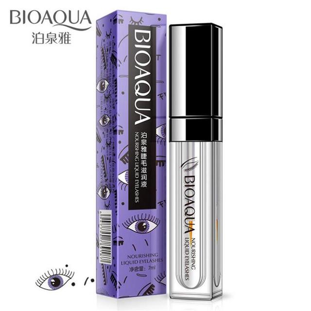 BIOAQUA Original Eyelash Growth Treatments 7 Days Longer Thicker Enhancer Serum Growth Eyebrows Beard Hairline Eyes Care