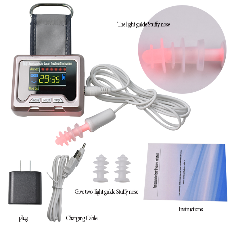 Laser Therapy Watch Rhinitis Physiotherapy Apparatus Treat Hypertension,Diabetes,Cholesterol Lower Blood Pressure/Blood SugarLaser Therapy Watch Rhinitis Physiotherapy Apparatus Treat Hypertension,Diabetes,Cholesterol Lower Blood Pressure/Blood Sugar