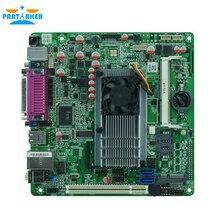 Mini Itx industrial motherboard D525 DC12V 5*COM Single 18bit LVDS POS Machine Industrial Motherboards ITX-M5S_D5