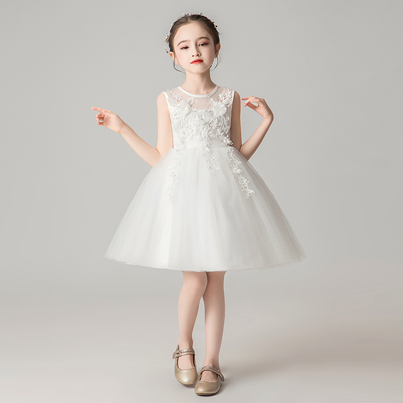 Flower Girl Dresses for Wedding Birthday Prom Communion Pageant Party Baptism