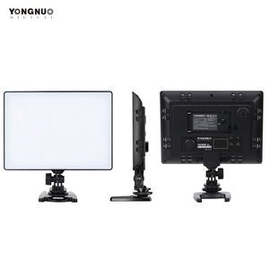 Image 3 - YONGNUO YN300 YN 300 Air LED Camera Video Light 3200K 5500K with NP F750 Decoded Battery + Charger for Canon Nikon & Camcorder