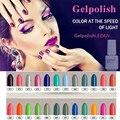 Efecto Bluesky Esmalte de Uñas de Gel UV LED Esmalte de Uñas de Gel Empapa de Pulimento Del Gel 150 Colores de Laca Gel (color 61-90)