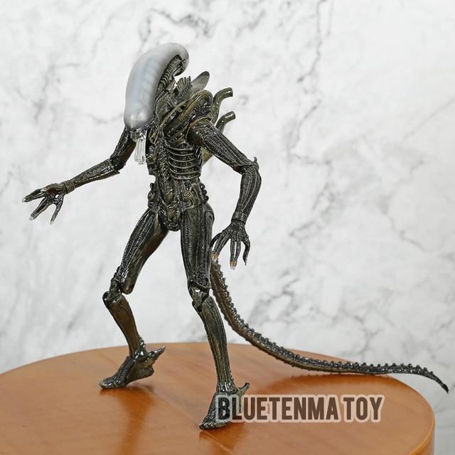 "NECA 1/4 SCALE 18"" ALIEN Production of 1979 Xenomorph Action Figure Figures model Doll"