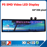TEEHO 27''x 103'' Indoor video wall P5 led module 320*160mm indoor full color led display