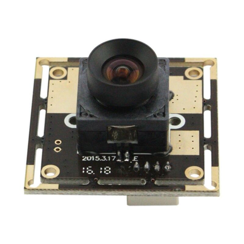 Pas de Distorsion Objectif 5MP CMOS OV5640 Omnivision CCTV Caméra Embarquée PCB UVC Large Angle Autofocus Usb Caméra Module Webcam Autofocus