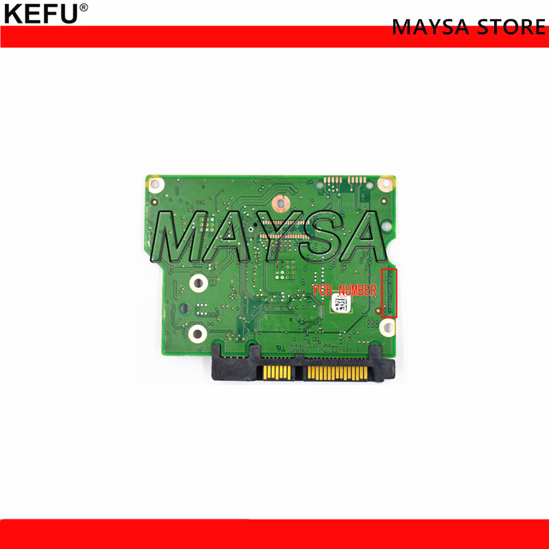 ST2000DL003 <font><b>ST2000DM001</b></font> HDD PCB FOR Seagate/Board Number:100617465 REV B image