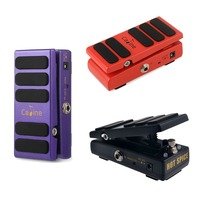 Caline CP 31 Wah Pedal Hot Spice Switchable Between Wah Mode And VOL Mode DC9V Input