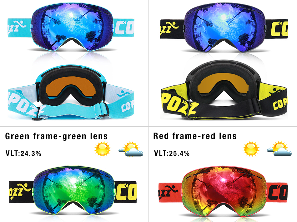 High Quality goggles parts