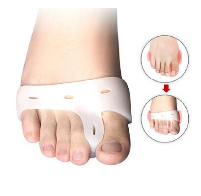 Biological silica Bigfoot thumb valgus toe separator hallux valgus correction device beetle crusher bone orthotic device jill santopolo valgus mille lasime käest