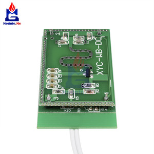 5,8 GHZ микроволновый радар активный сенсор контроллер смарт-триггер переключатель модуль 3,3-20 в DC микро-контроль платы TTL уровень к MCU