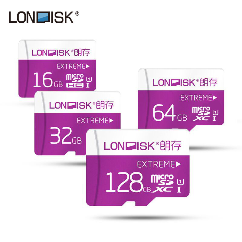 Londisk Real Capacity Flash Memory Card High Speed Micro SD 32 GB Class 10 16 GB 32 GB 64GB 128GB For Mobile Phone Tablet kingston sdhc 16 gb class 10 sd 10 g3 16 gb