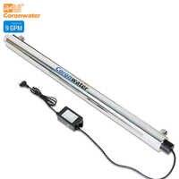Coronwater SS304 9 GPM 紫外線殺菌消毒システム水浄化のための SEV-5925