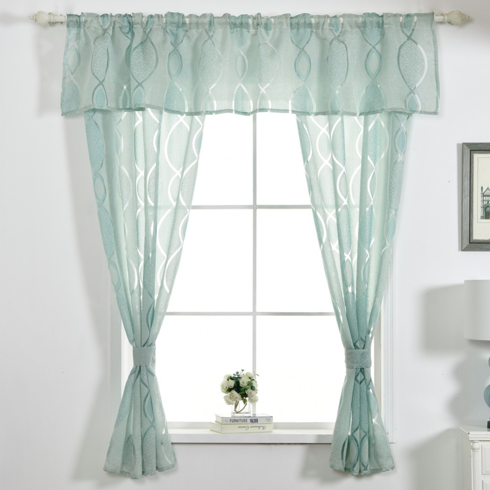 curtain rounded design elegant industrial room rods of home modern rod valance drapery ideas elbows iron beautiful kids