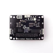 1 шт. Плата расширения для Microbit Robotbit V2.0 поддерживает Makecode автономный режим