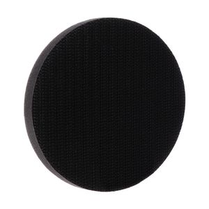Image 3 - Soft Sponge Interface Pad for Sanding Pads Hook and Loop Sanding Discs for Uneven Surface Polishing Power Tools Accessories