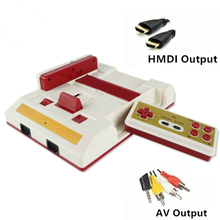 Classic Retro Family TV  Game Player HDMI Output Dual Wireless Gamepads Mini TV Video Game Console 500+ NES Games Card