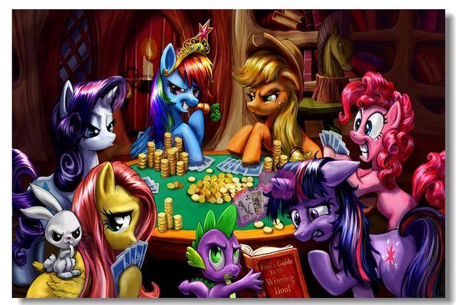 MLP Poker