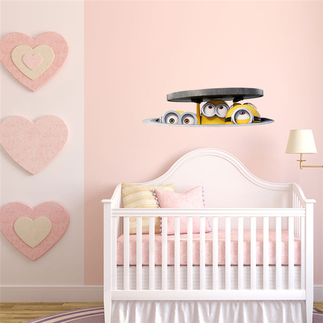 3D Cartoon Wall Sticker 4