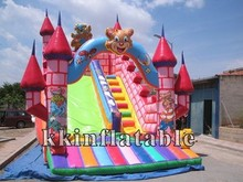 inflatable bouncer castle bounce slide combo