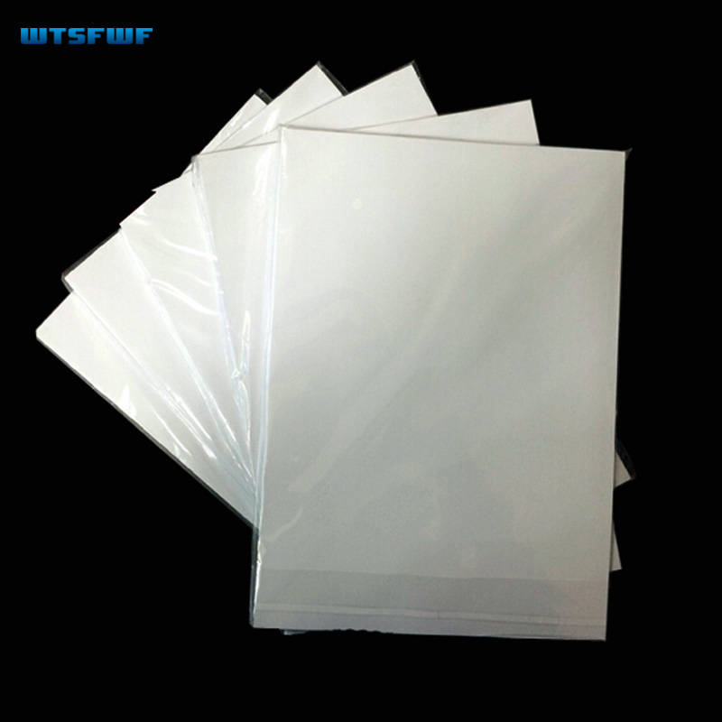 f7b82fed Wtsfwf 100sheets/lot A4 Normal White Sublimation Paper Thermal Transfer  Paper for Mugs Phone Cases