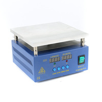 Preheat Station Digital Constant Temperature Heating Platform 200x200 mm For SMD LED BGA PCB IC Industrial Lab LCD Screen 220V