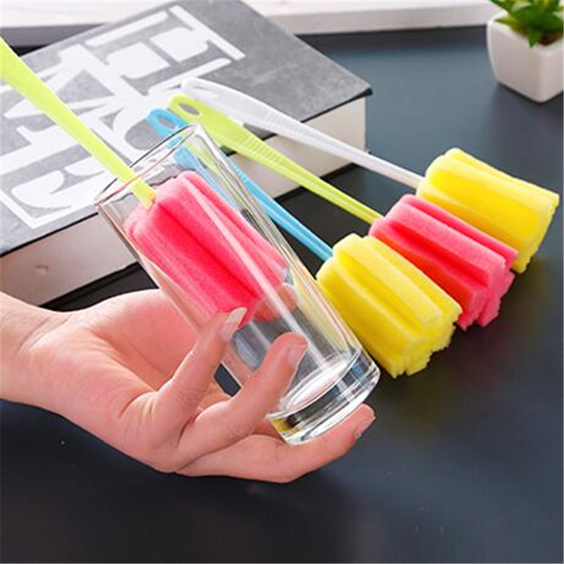Cleaning Brushes brush bowl dishes Tableware clean cup sponge brush kitchen cleaner tool home brushes Cleaning products image