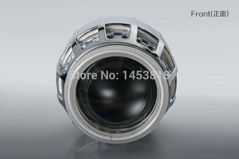 Livraison rapide hid projecteur lentille lampe 4300 K 6000 k 8000 k H1 H7 H4 H11 HB4 9004 HB3 9007 3 pouces 35 w hid bi-projecteur kit