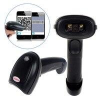 Free Shipping Brand ScanHome Supermarket Handheld 2D Code Scanner Bar Code Reader QR Code Reader USB