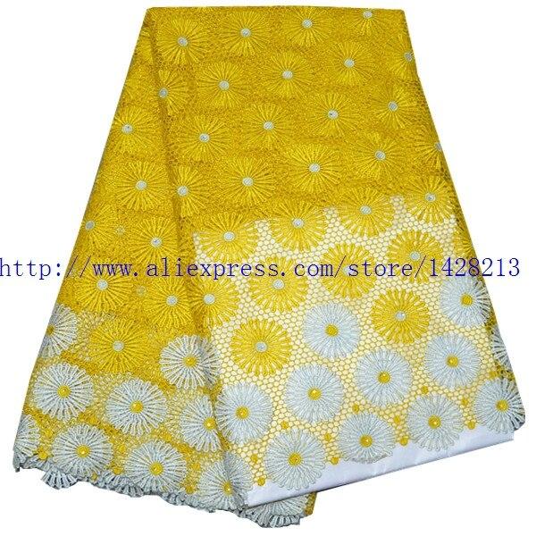 Aliexpress.com : Buy Aliexpress latest 2015 Lace Fabric Yellow+ ...