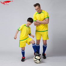 New Soccer jerseys men soccer sets Thai quality football customized name number uniforms kits adult survetement football 2017