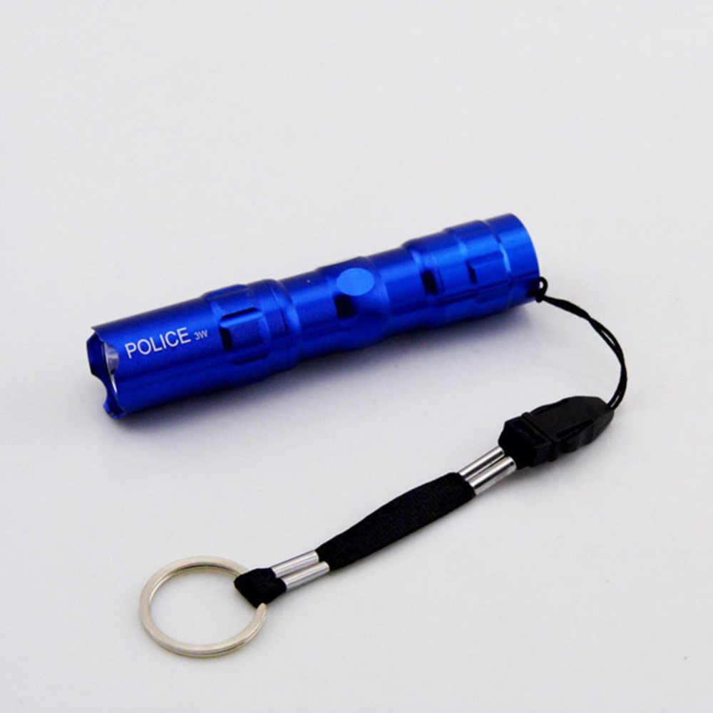 Hohe Leistungsstarke Mini taschenlampe LED wasserdichte blitzlicht keychain kleine tasche lampe Taschenlampe lampen Taktische für outdoor camping