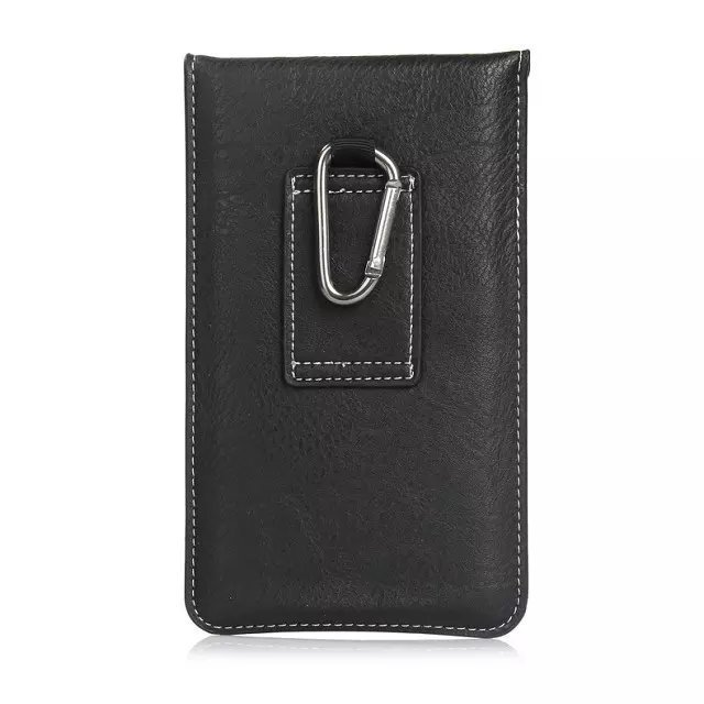 Sport Phone Case For Lenovo VIBE P1 P2 K5 K4 K3 Note 5.5 Holster Hook Loop Belt Pouch PU Leather With Card Slots Bag Cover Etui