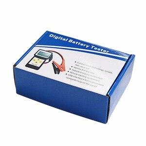 Image 5 - Xe Caa Kiểm Tra Pin 12V Lead Acid Bút Thử Lancol MICRO 200 Tự Động Máy Kiểm Tra Pin Đơn Vị Đo Lường Bán Buôn
