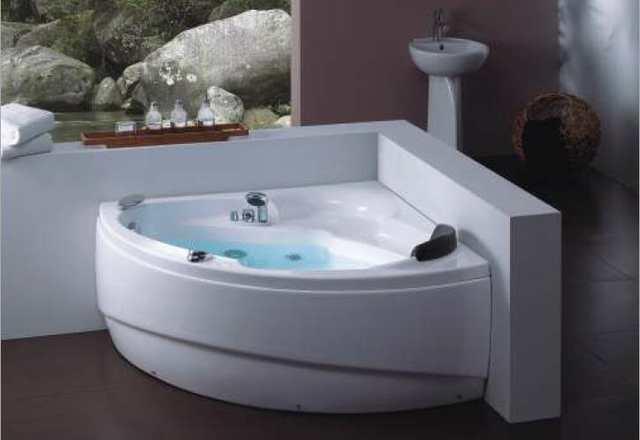 Vasca Da Bagno Ad Angolo : Online shop fibra di vetro acrilico idromassaggio vasca da bagno a
