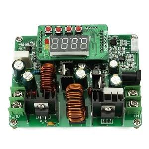 Image 2 - 1 pc 새로운 d3806 nc dc 정전류 전원 공급 장치 스텝 다운 모듈 전압 전류계 전자 부품 및 소모품