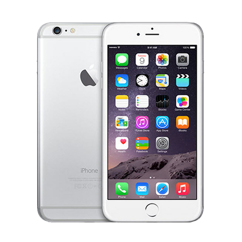 Original Unlocked Apple Iphone 5S Iphone 6 Plus 16GB / 32GB /64GB ROM 8MP Camera  3264 X 2448  Pixel IOS 8 Size 5.5 Inches