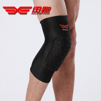 New 1 Pc Honeycomb Sports Safety Tapes Volleyball Basketball Kneepad Compression Socks Knee Wraps Brace Protection