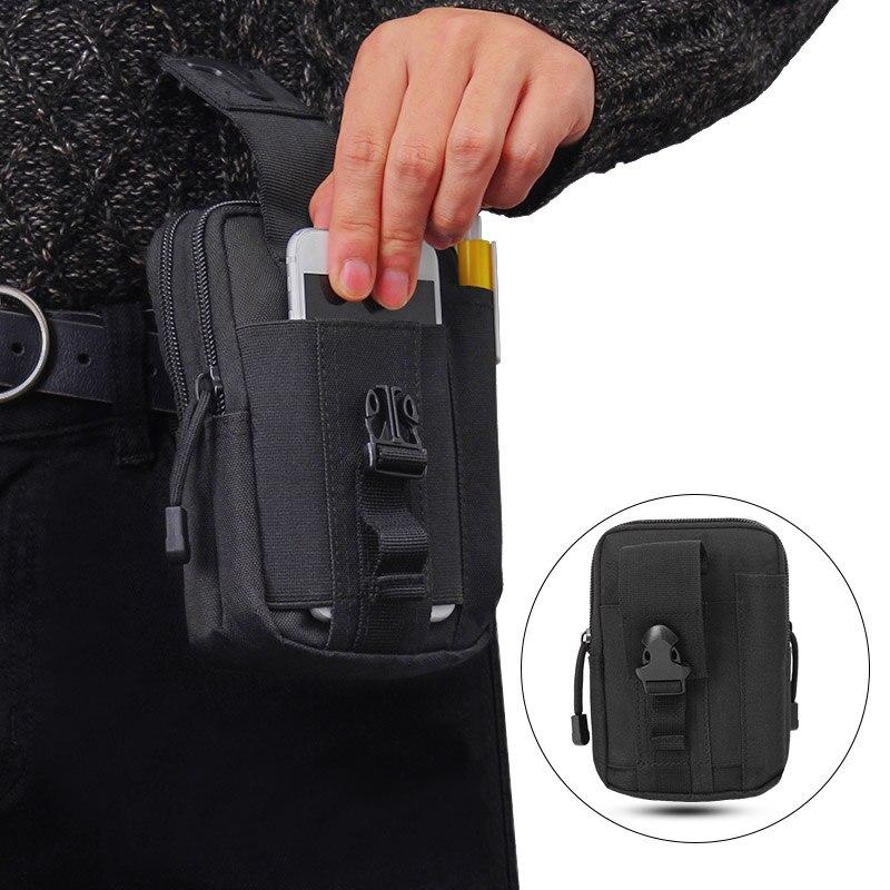 Multifunções kits de primeiros socorros caça militar tático airsoft paintball molle rádio talkie garrafa água cantina saco bolsa