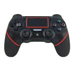 Image 4 - سماعة لاسلكية تعمل بالبلوتوث غمبد ل PS4 تحكم المقود لسوني بلاي ستيشن 4 المحمول الألعاب تحكم رائجة البيع ps4 المراقب المالي