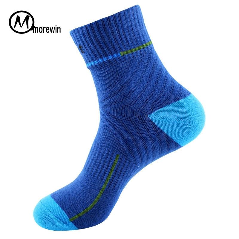 Morewin Men Cycling Sports Socks Climbing Hiking Skiing Socks Women Coolmax Outdoor Dry fast Basketball Socks cycling socks