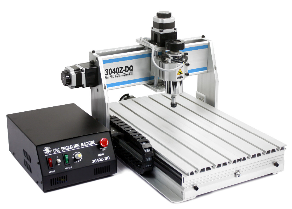 2017 New 4 axis 3040 300W USB MACH3 CNC ROUTER ENGRAVER/ENGRAVING DRILLING AND MILLING MACHINE 2017 sale cnc router machine wood lathe new 6040 1500w 4 axis router engraver engraving drilling and milling machine 220v ac