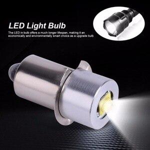 Image 1 - 18V Led פנס הנורה LED הנורה שדרוג עבור Ryobi מילווקי אומן מנורת פנס DC החלפת נורות 3V 4 12V