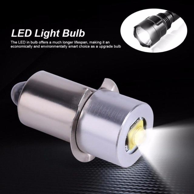 18V Led פנס הנורה LED הנורה שדרוג עבור Ryobi מילווקי אומן מנורת פנס DC החלפת נורות 3V 4 12V